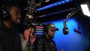 Tion Wayne's freestyles for P Montana & Sian Anderson on BBC Radio 1Xtra
