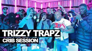 Trizzy Trapz freestyle – Westwood Crib Session