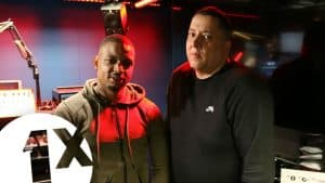 Wholagun freestyle for DJ Semtex on BBC Radio 1Xtra