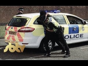 Wrigz | Under Arrest (Prod. By Audio Slugs) [Music Video]: #SBTV10