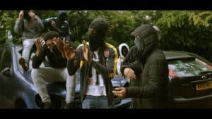 (25/RG) TR x S'Kizzy – Trap Talk (Music Video) | @MixtapeMadness