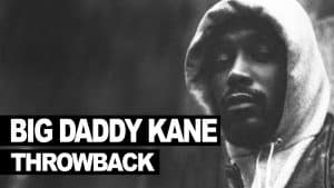 Big Daddy Kane rare freestyle 2000 – never heard before