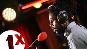 Chronixx performs Skankin' Sweet in 1Xtra Live Lounge