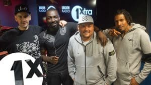 Heartless Crew – Fire in the Booth on BBC Radio 1Xtra