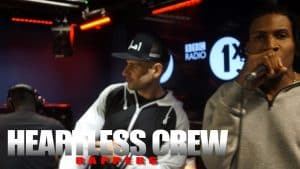 Heartless Crew – Fire In The Booth