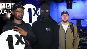 K Trap freestyle on Carns Hill Takeover for Sian Anderson