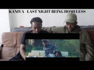 Kaniva – Last Night Being Homeless This One Is Deep
