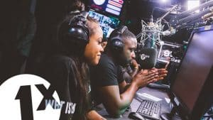Lethal Bizzle – Dear Rich, Thank You in the 1Xtra Live Lounge