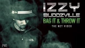 P110 – Izzy Buddzville – Bag It & Throw It [Net Video]
