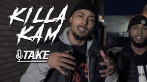 P110 – Killa Kam   @Killa_Kam_Music #1TAKE (Pt.2)