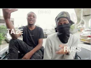 Russ x Taze – Street Heat Freestyle | @RussianSplash @TazeSmg | Link Up TV