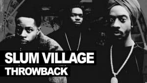Slum Village freestyle – very rare! First time released