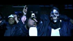 (3 BOYZ) #RP Biggie Blacks – Drama (Music Video) | @MixtapeMadness