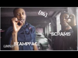 86 (Scrams & Stampface) – Street Heat Freestyle | @Scrams86ix @StampFace86ix | Link Up TV