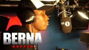 Berna – Fire In The Booth