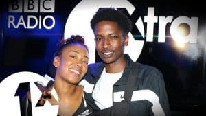 Blessed Next Generation Shout freestyle for Sian Anderson on BBC 1Xtra
