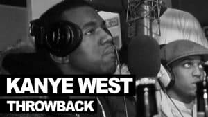 Happy birthday Kanye West – first ever UK interview #TBT