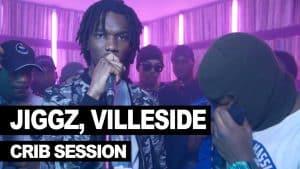Jiggz freestyle – Westwood Crib Session