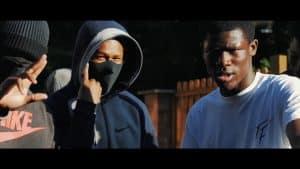 Lil Merkzy – Ten Toes Wander (Music Video) | @MixtapeMadness