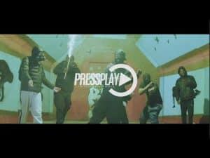 #OFB Lowkey X D1 X Headie One X Kash X Bradz – War (Music Video) @itspressplayent