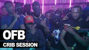 OFB RV & Headie One freestyle – Westwood Crib Session