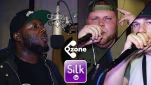 Ozone Media: Hitman x Tantskii x Militant (DJ Big Mikee Show) [SILK CITY RADIO]