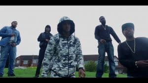 P110 – Mulla Ess – Grind Don't Stop [Music Video]