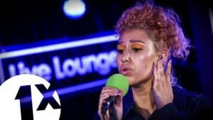 RAYE covers Lost Without You and Unforgettable in the 1Xtra Live Lounge
