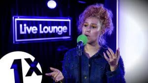 RAYE – The Line in 1Xtra Live Lounge
