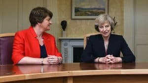 Tories to form coalition government with anti-gay marriage DUP