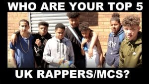 Who Are The Top 5 UK Rappers/MCs? – The YGs | Grime Report Tv