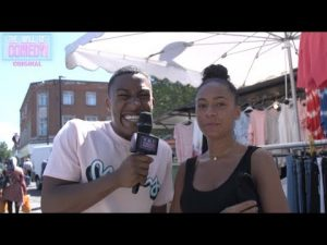 Asking Awkward Questions | In LEWISHAM With Yung Filly