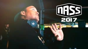 Charlie Sloth Live at Nass Festival 2017