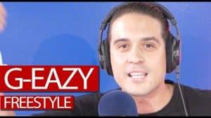 G-Eazy freestyle on 2Pac beat – Westwood