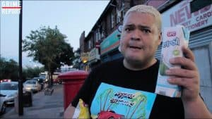 Heavy D Breaks Down His Five Pound Munch [@HeavyHeavyD] Grime Report Tv