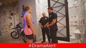 JAKE PAUL ARRESTED #DramaAlert