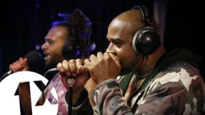 K2 Family – Bouncing Flow (Sticky Remix) in the 1Xtra Live Lounge
