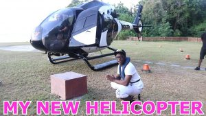 MY NEW HELICOPTER