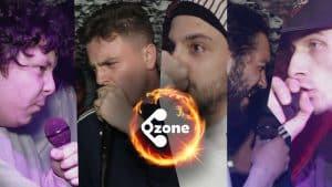 Ozone Media: Tydal VS Wreckz VS Trapskipper VS Spitz VS Penance #Clash4Cash
