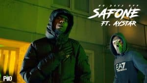 P110 – Safone Ft. Aystar – No Days Off [Music Video]