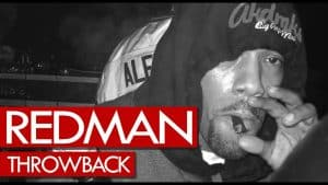 Redman freestyle goes off on Who Shot Ya – Throwback to 1995