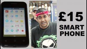 The £15 Smart Phone (Best Budget Phone Ever?)  [Science 4 Da Mandem] Grime Report Tv