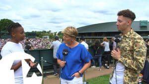 The No Wimbledon, Wimbledon Challenge with Clare Balding