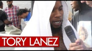 Tory Lanez crazy crowd surf at Wireless
