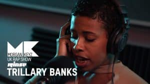 UK Rap Show: Trillary Banks (Freestyle)