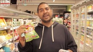 Angry Shopkeeper – The Five Pound Munch [@AngryShopkeeper] Grime Report Tv