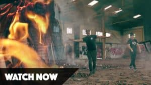 BLACK JACK UK & CHI-MD – A FLAME (OFFICIAL VIDEO)