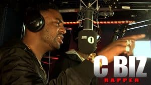 C Biz – Fire In The Booth