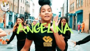 "Dance Video ""Angelina"" Charlie Sloth FT Lil Kesh X Olamide X Not3s"