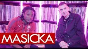 Masicka on Aidonia, Vybz Kartel, Genahsyde, 90s Dancehall – Westwood